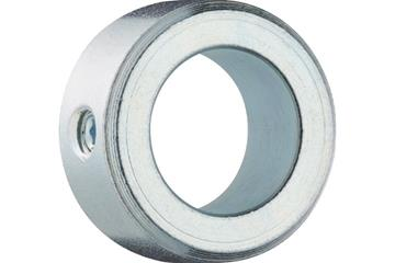 igubal® adjustment rings, galvanised steel