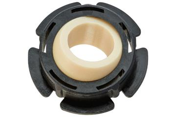 Clip bearing, maximum compensation of tolerances, EGFM-T J, igubal®
