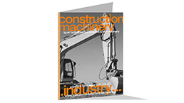 Construction Machinery brochure