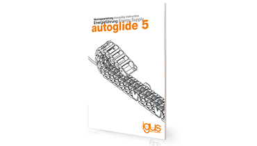 Installation instructions for autoglide 5